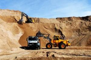 Использование карьерного песка